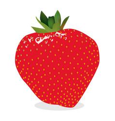 Strawberry vector