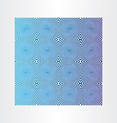 abstract blue seamless qurved background vector image