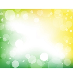 Abstract light summer background vector