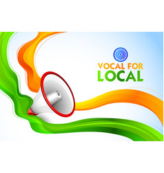 Background promoting and supporting vocal vector