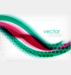 business corporate abstract backgrounds wave vector image