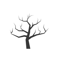 Dry Tree icon Nature design graphic vector