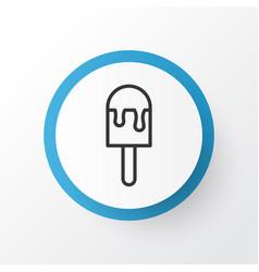 Sundae icon symbol premium quality isolated vector