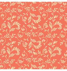 ivy pattern vector image