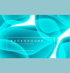 colorful abstract minimalist background vector image