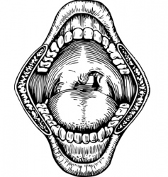 Oral cavity vector