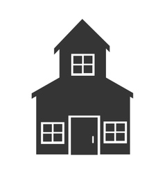 Real estate design building and business comcept vector image
