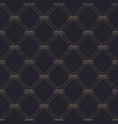 black and white mosaic textures monochrome vector image
