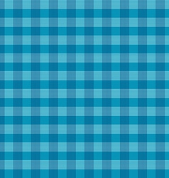 Blue Abstract Retro Square Tablecloth Seamless vector image
