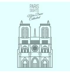 Paris Sights 08 A vector image