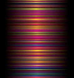 vert stripe warm vector image vector image