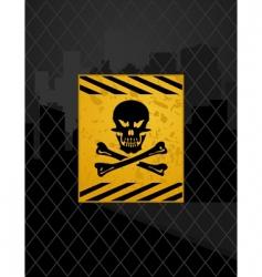 Prohibited zone vector