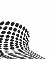 wave crash vector image vector image