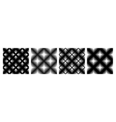 abstract geometric ornamental line seamless vector image