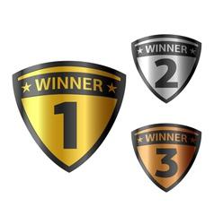 awards vector image