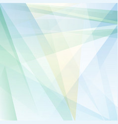 geometric abstract light blue background for vector image