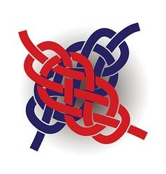 Knots vector