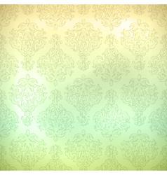 Grunge retro seamless pattern wallpaper vector image vector image