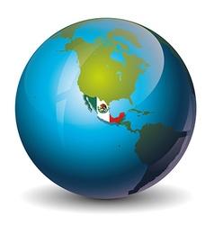Mexico icon vector image