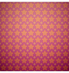 Abstract star pattern wallpaper vector