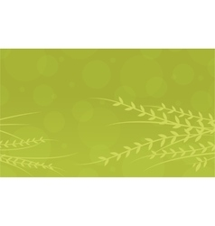 Art of spring green backgrounds vector