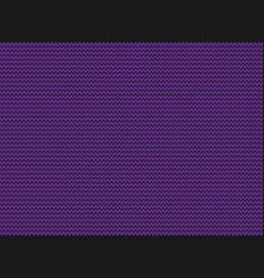 knitted violet background vector image