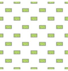 GPS navigation pattern cartoon style vector image