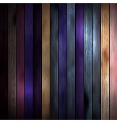 Modify wood pattern decoration wall vector