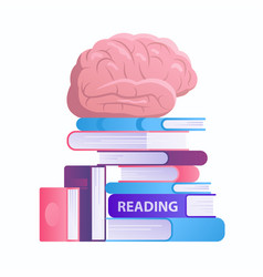 Reading and improving knowledge concept flat vector