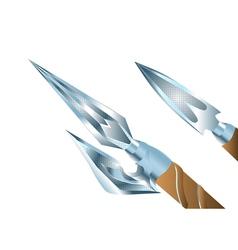 Spear vector
