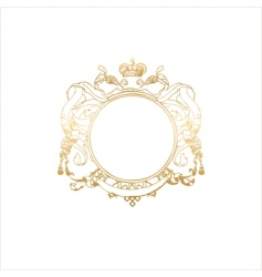 frame vector image vector image