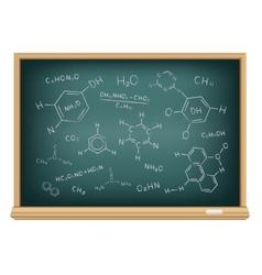Board chemical formula vector