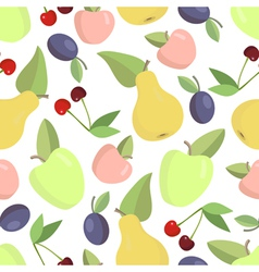 Color seamless background vector image