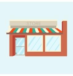 Icon detailed Shop Market vector