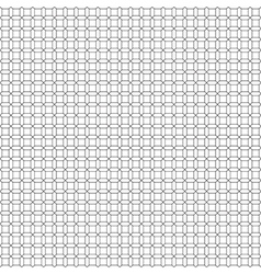 Seamless square pattern vector image vector image