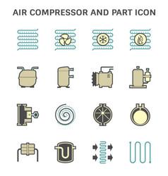 20190414 air conditioner icon 1 blue vector