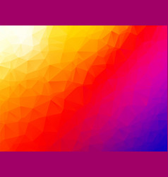 modern brightly colored background vector image