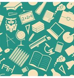 School background Seamless vector image