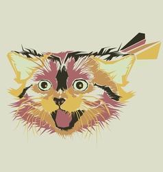 Smile Cat vector