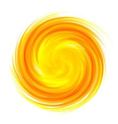 Sunburst abstract vector image