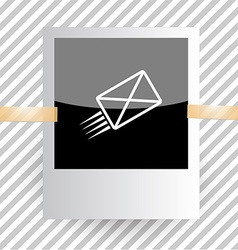 send mail vector image