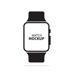 smart watch icon concept for design vector image