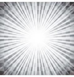 Spotlights on Dark Checkered Background vector image vector image