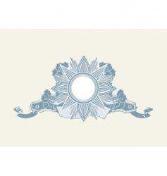 insignia vector image