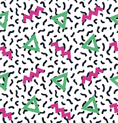 seamless background 80s15 vector image