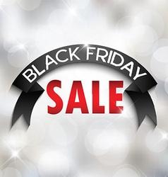 black friday sale background 2709 vector image