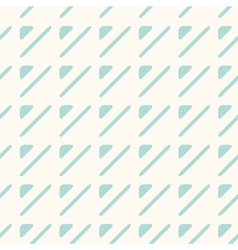 Seamless abstact geometric pattern vector image