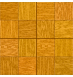 seamless light oak square vector image vector image