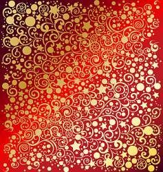 twinkle gold vector image vector image