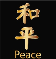 Peace chinese word vector